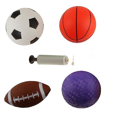 Amazon.com: ifavor123 surtidos de mini sport bolas de juego ...