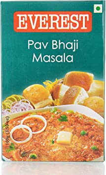 Everest Masala - Pav Bhaji, 100g Carton