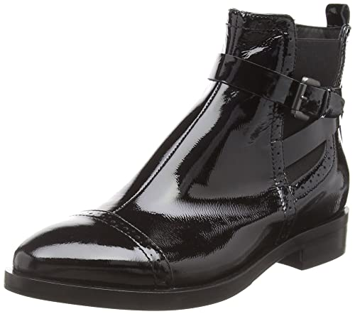 4297e9ad6ab798 Geox Women s s Donna Brogue C Ankle Boots  Amazon.co.uk  Shoes   Bags