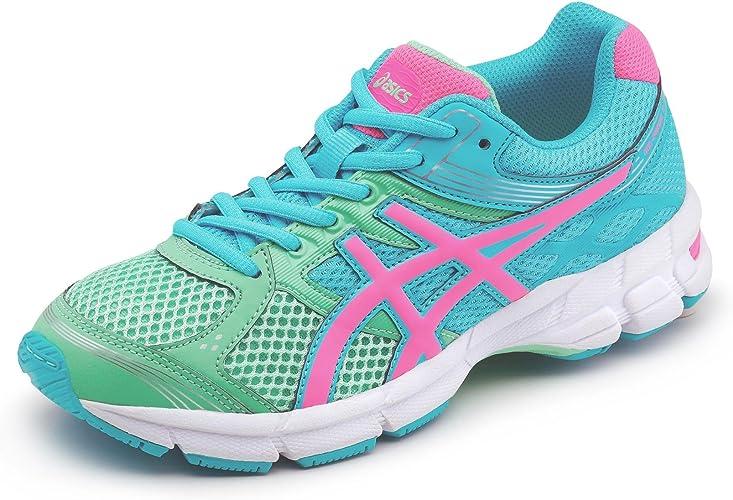 Zapatillas Gel Pulse 7 GS, de la marca Asics, niña, blue - blue, 6: Amazon.es: Deportes y aire libre