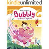 Bubbly the Pink Elephant: (Children's book about a Cute Elephant, Who Wants to Make Friends, Ages 3-7)