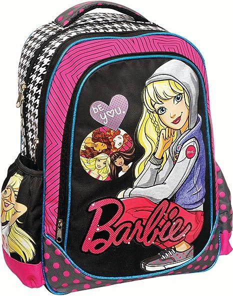 Giovas 349-56031 - Mochila Barbie Fashionista, multicolor