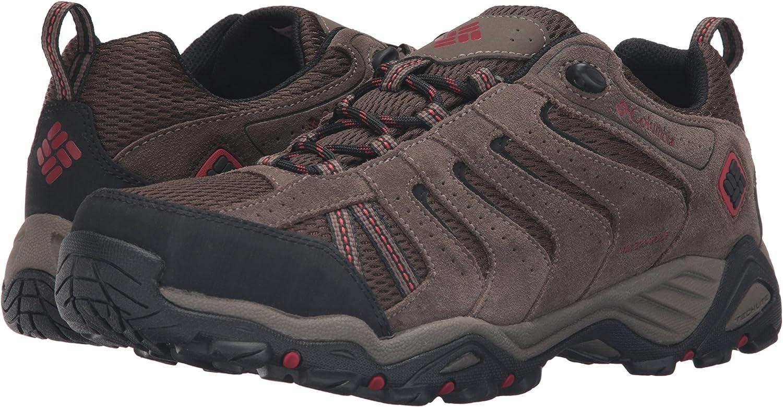 Columbia Mens North Plains Ii Waterproof Hiking Shoe