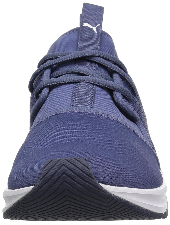 Puma B06XCV9K72 Phenom Indigo-puma - Mujer Zapatillas Deportivas para Mujer  Blue Indigo-puma White 9d59bd7. textil. Suela de Goma 249026551aea3
