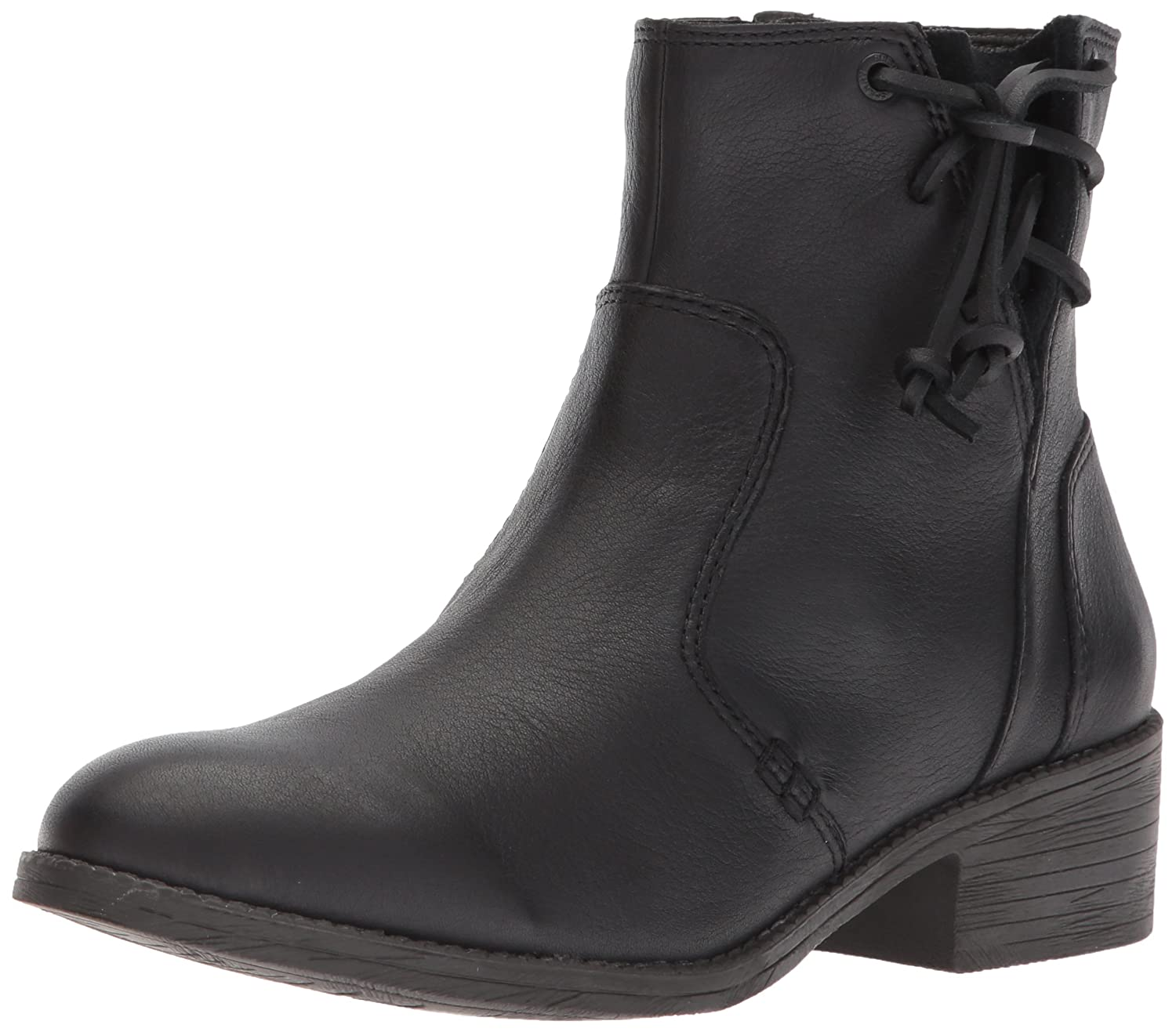 Sperry Top-Sider Women's Juniper Glyn Ankle Boot B01N5HI3SR 12 B(M) US|Black