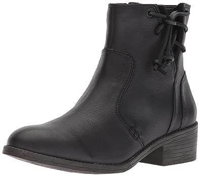 Womens Juniper Glyn Ankle Boot, Rust, 7 Medium US Sperry Top-Sider