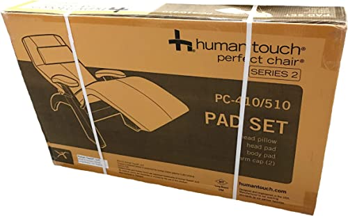 Human Touch PC-410 PC-510 Perfect Chair Recliner Replacement Pad Set Only