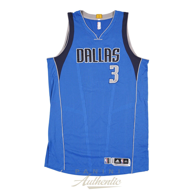 68a515def1d mavericks authentic jerseys Charlie Villanueva Autographed Game Worn Dallas  Mavericks Royal .
