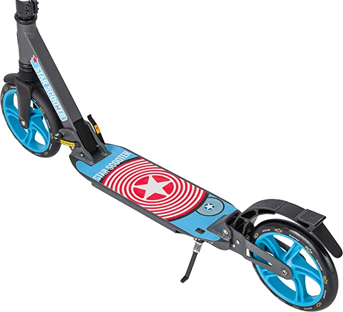 Amazon.com: STAR-SCOOTER Premium Patinete de Ciudad joint ...