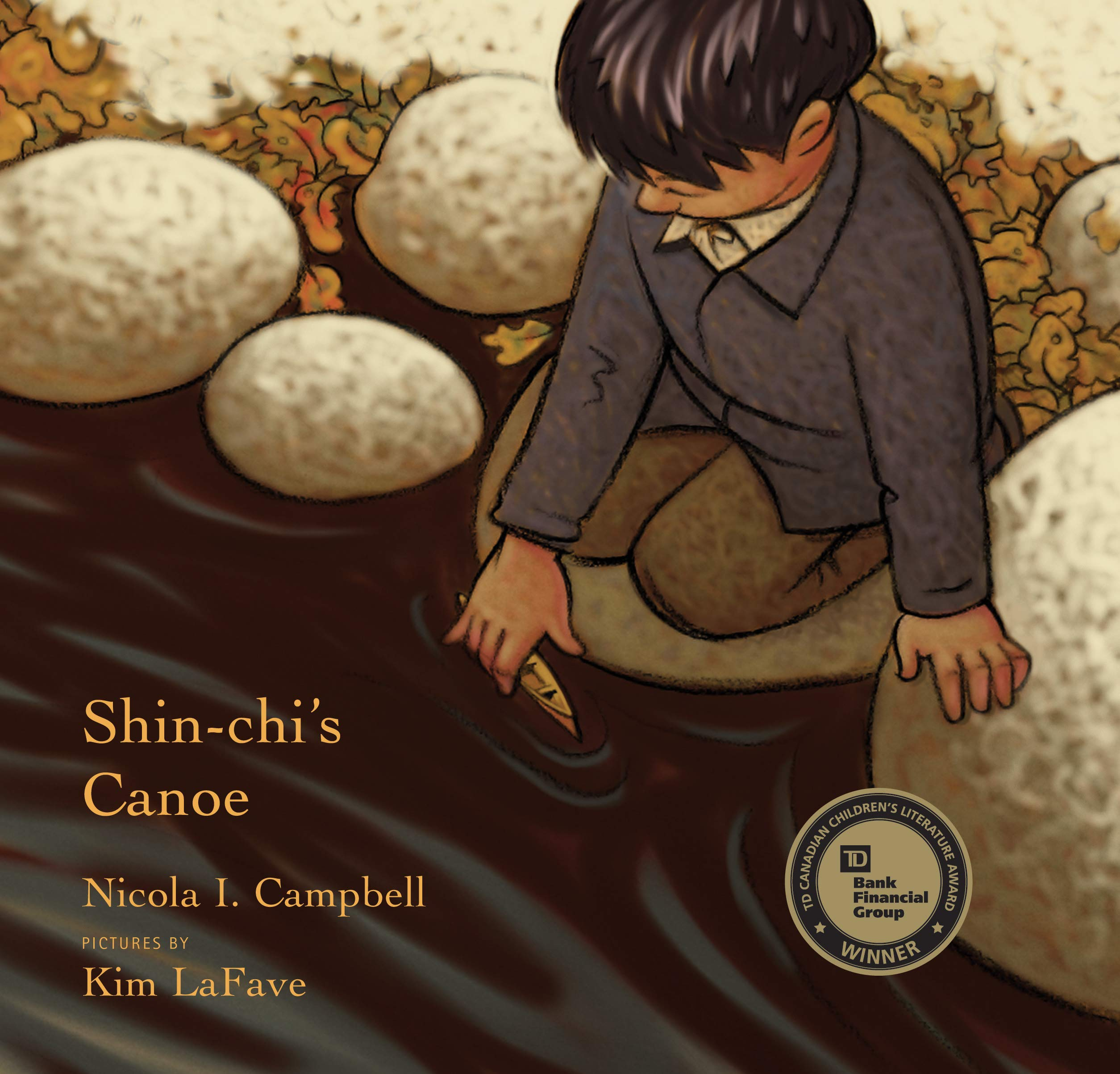 Shin-Chi's Canoe _ 29 Must-Read Fiction and Nonfiction American Indian Books for Kids