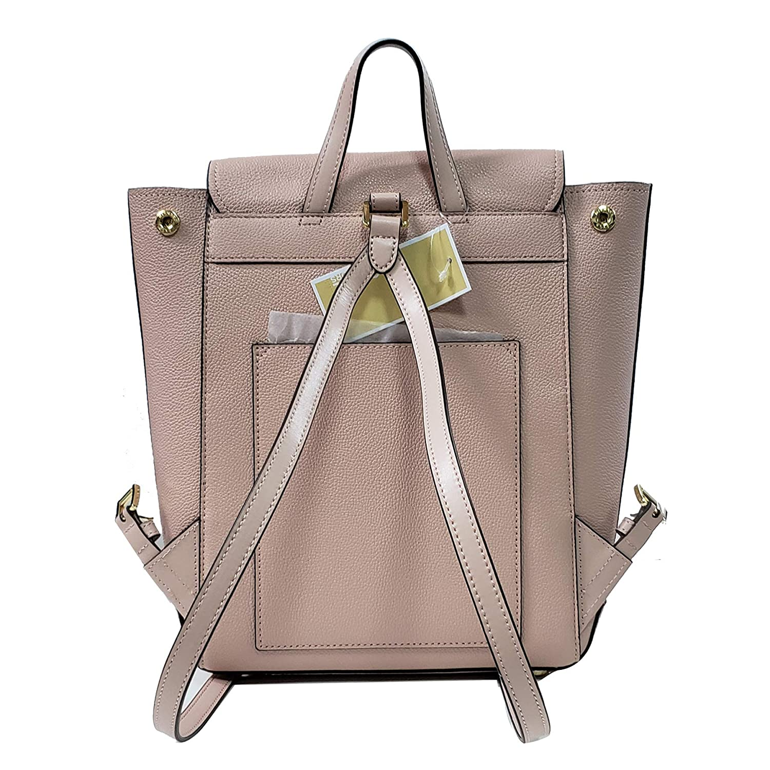 7b690c11fcbe4 Amazon.com  Michael Kors Hayes MD Backpack Leather Pink Ballet  (35F8GYEB2T)  Shoes