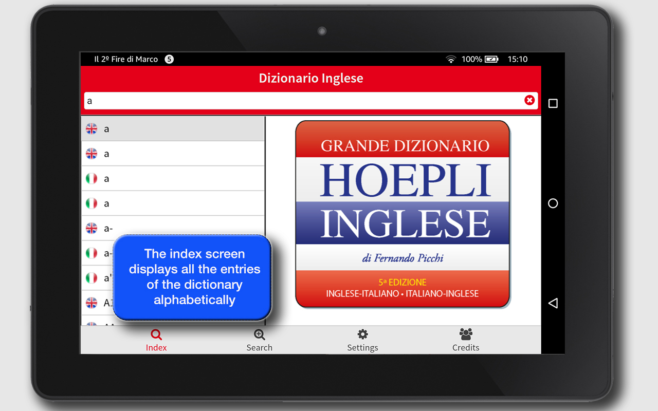 english to italian dictionary amazon