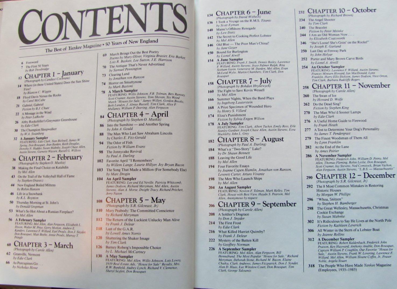 The Best Of Yankee Magazine: 50 Years Of New England: Jud Hale:  9780899090795: Amazon: Books
