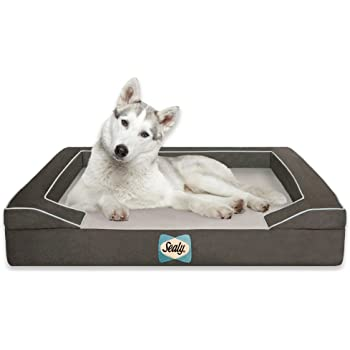 Amazon.com : Sealy Dog Bed with Quad Layer Technology
