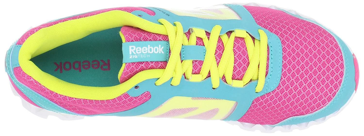 reebok womens zigquick fire running shoe