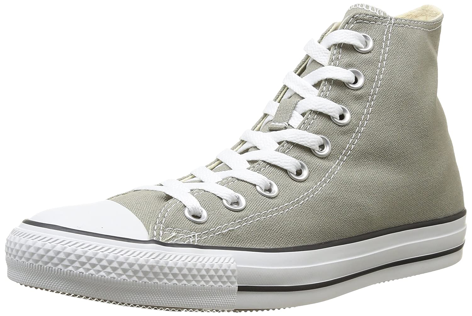 Converse Chuck Taylor All Star Adulte Shearling Hi 381730 Argento Unisex   Erwachsene Sneaker Argento 381730 (Old Silver) 0473aa
