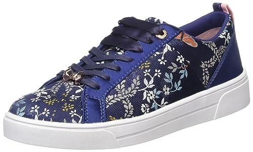 New Balance WL574EB, Zapatillas Mujer, Azul (WL574EN), 36.5 EU