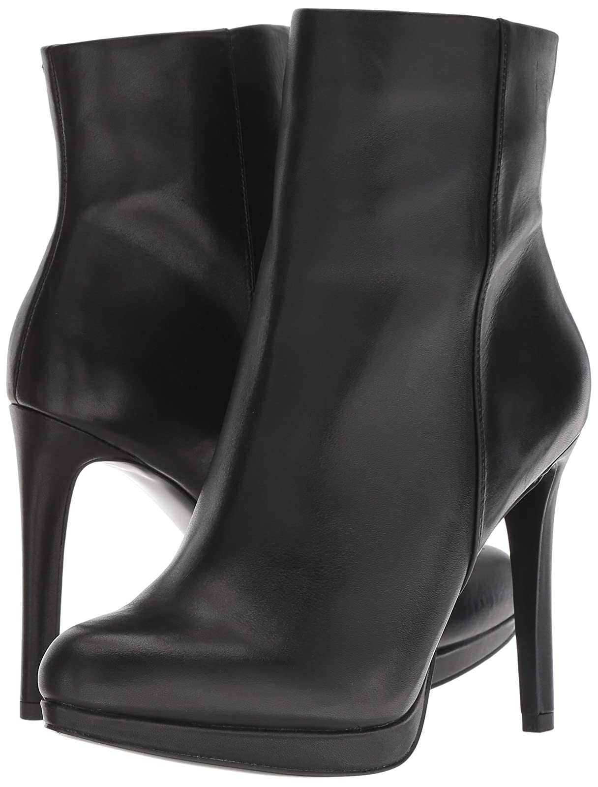 Nine West Women's Quanette Leather Ankle Boot 25033885 - 5