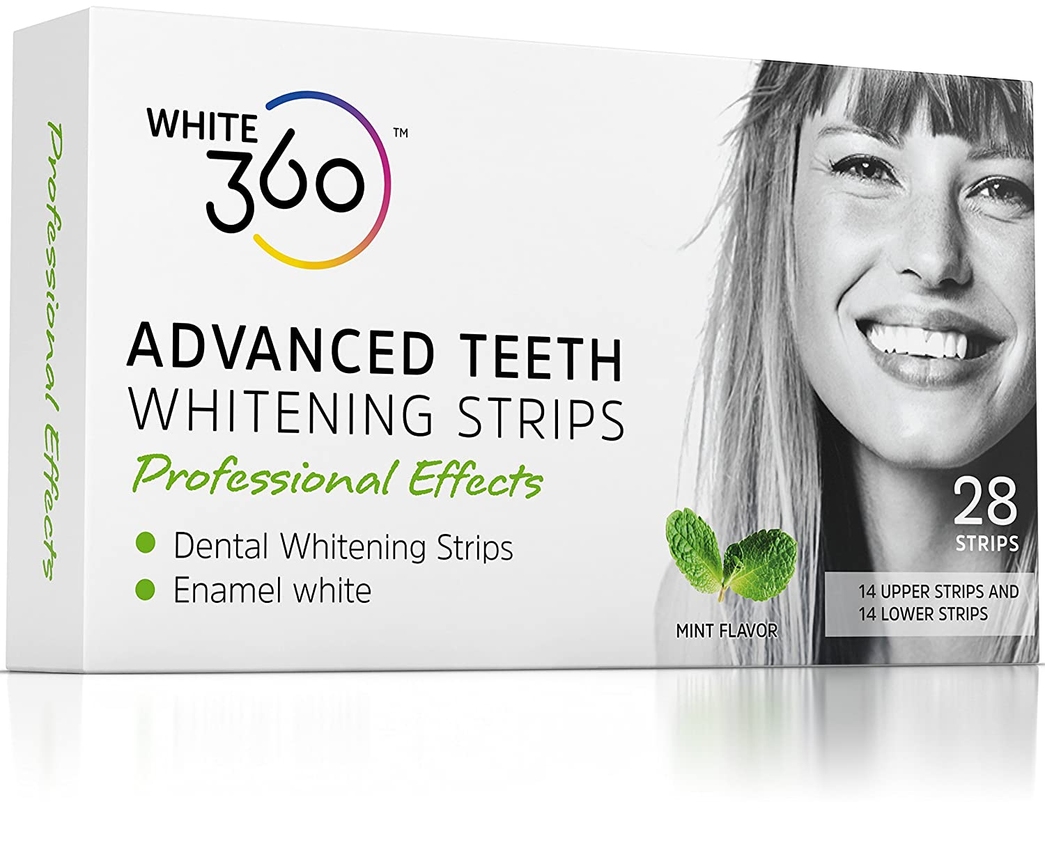 Amazon Com Advanced Teeth Whitening Strips Professional