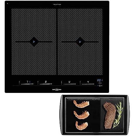 Oranier FLI 2068 be cook - Placa de inducción completa (60 ...