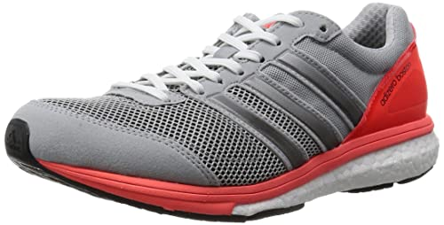 finest selection b4f37 6a31b adidas Adizero Boston Boost 5, Mens Running Shoes, Clear OnixCore Black