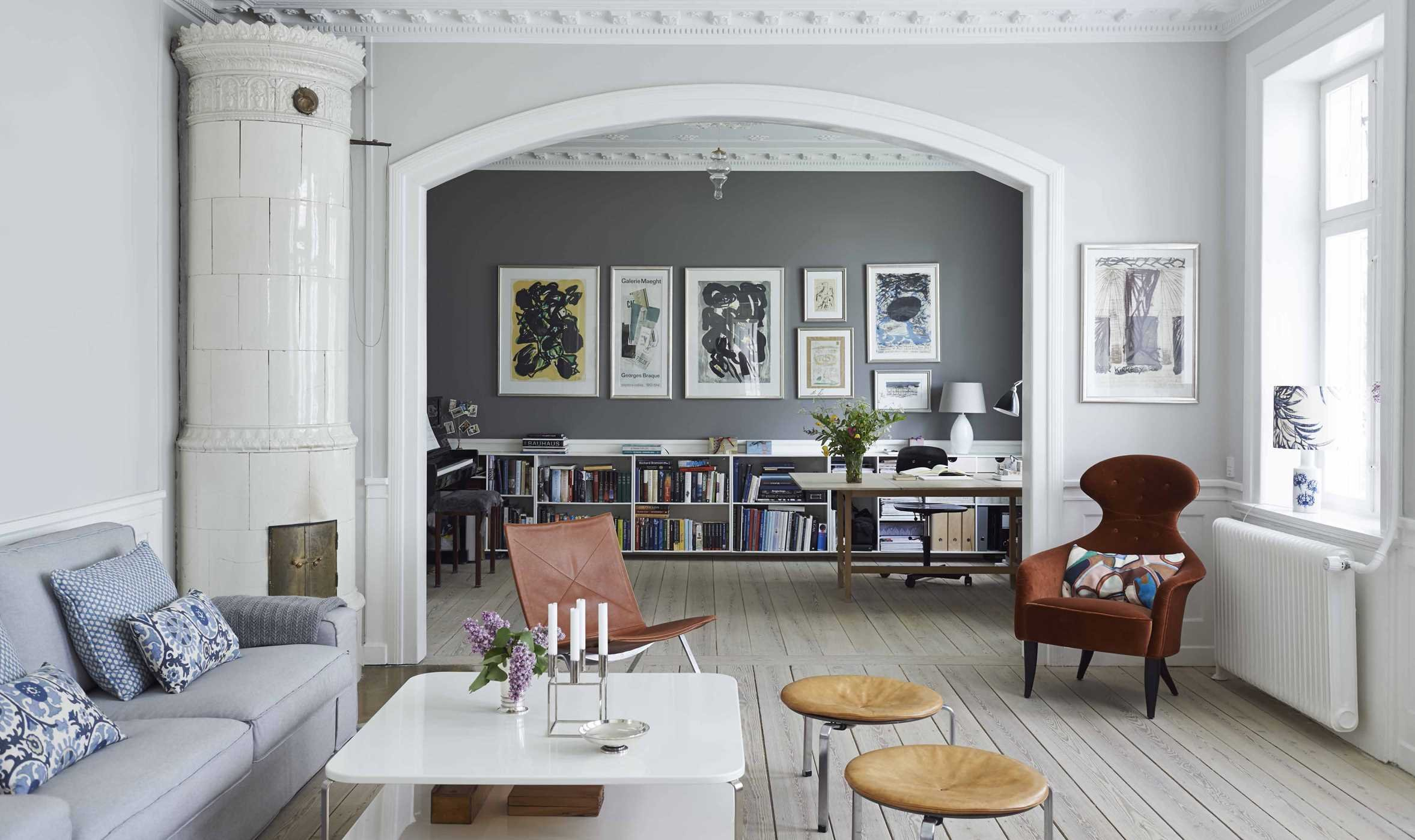 The Scandinavian Home: Interiors inspired by light: Niki Brantmark ...