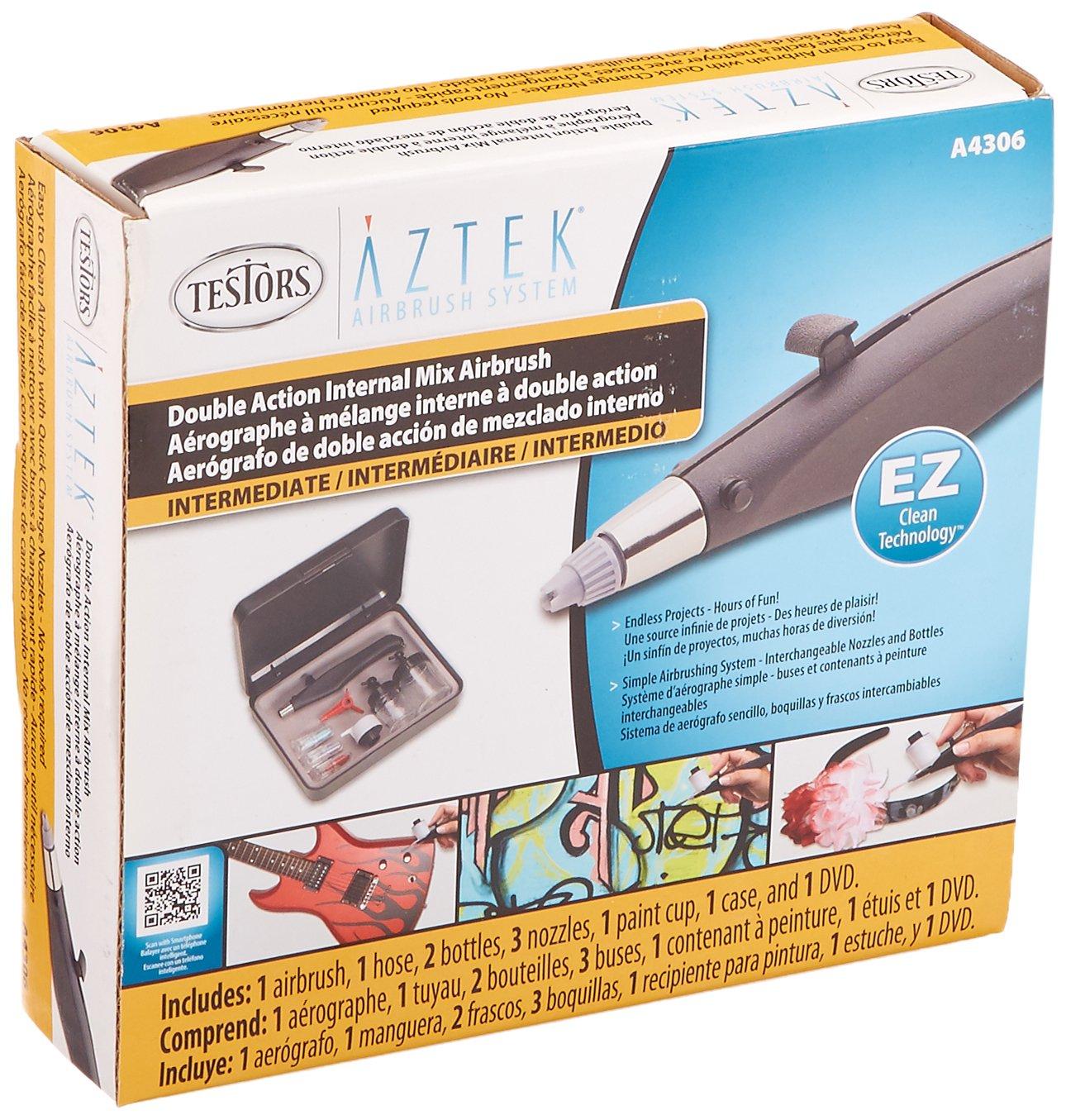 Aztek A430 Intermediate Double Action Internal Mix Airbrush