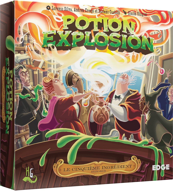 Asmodee – Potion Explosion: Le Quinta ingrédient, efhgpe02, no precisa: Amazon.es: Juguetes y juegos