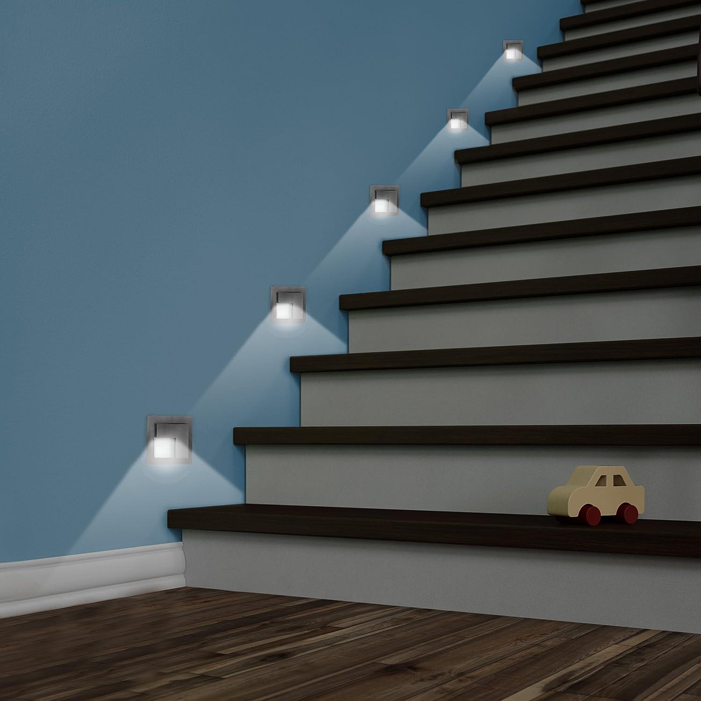 Nett Beleuchtung Treppenhaus Led Galerie - Innenarchitektur ...