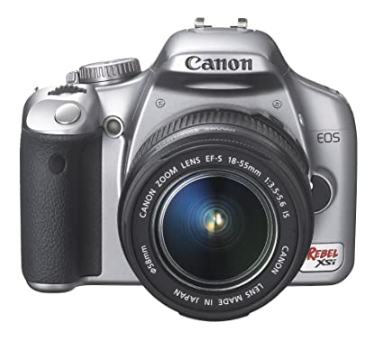 amazon com canon digital rebel xsi 12 2 mp digital slr camera with rh amazon com canon eos rebel xti user manual download canon eos rebel xti user manual download
