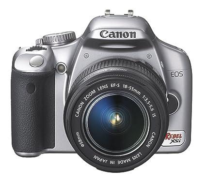Canon EOS Rebel XSi EF-S 18-55IS Treiber Herunterladen