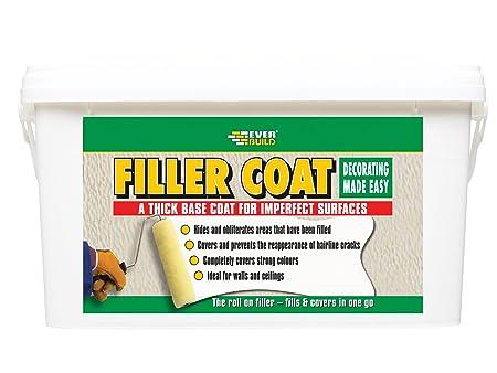 Everbuild Fillcoat5 Filler Coat 5 Litres Amazoncouk Diy Tools