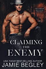 Claiming the Enemy (Porter Brothers Trilogy Book 3) Kindle Edition