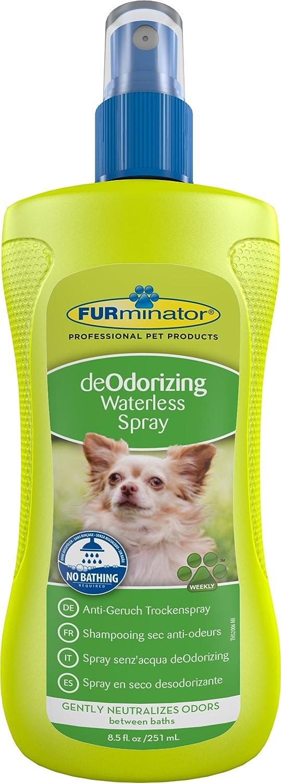 Spray desodorizante en seco 251 ml