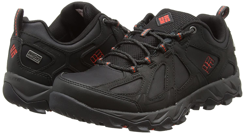 Columbia Mens Peakfreak XCRSN Ii Low Leather Outdry Waterproof Multi-Sport Shoes