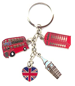 Ich Liebe London: pompón Autobús de Londres, Teléfono, Big ...