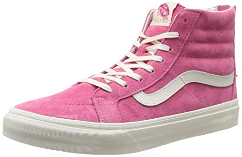 Vans U Sk8-Hi Slim Zip Scotchgard - Zapatillas Bajas Unisex, Color Scotchgard/Sunshine, Talla 36.5