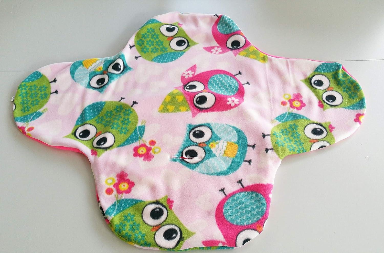 Einschlagdecke Baby Limitiert ! Einschlagdecke Babyschale Eulen bunt Atelier MiaMia