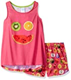 Amazon Price History for:The Children's Place Girls' Printed Pajama Set
