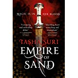 Empire of Sand (The Books of Ambha Book 1)