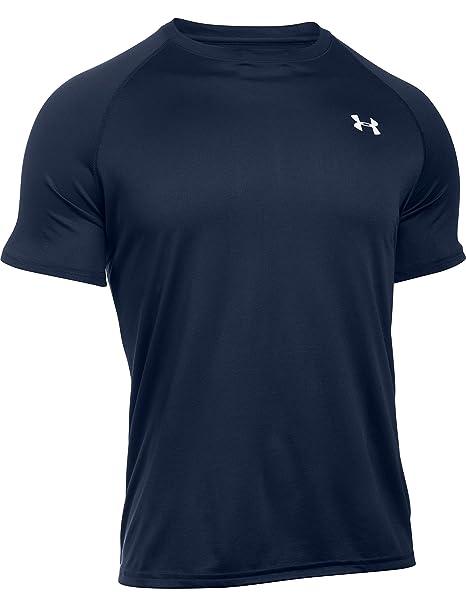Amazon.com: Under Armour Men's Tech Short Sleeve T-Shirt: UNDER ...