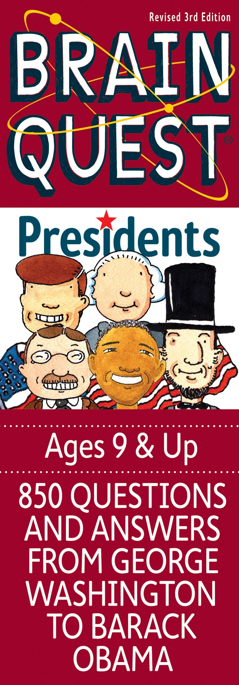 Brain Quest Presidents: Editors of Brain Quest: 9780761172383 ...