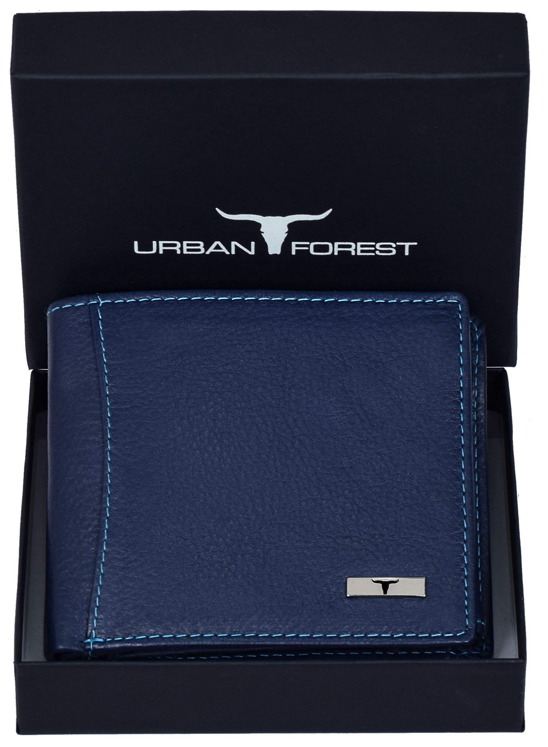 Urban Forest Oliver Mens Leather Wallet product image