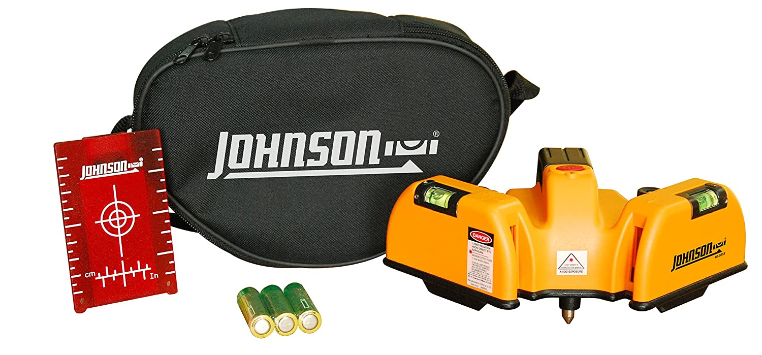 Johnson Level Tool 40 6618 Heavy Duty Flooring Laser