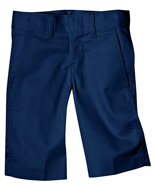 da99a15354b3d Amazon.com: Dickies Boys' Flex Waist School Uniform Short: Boys Uniform  Pants: Clothing
