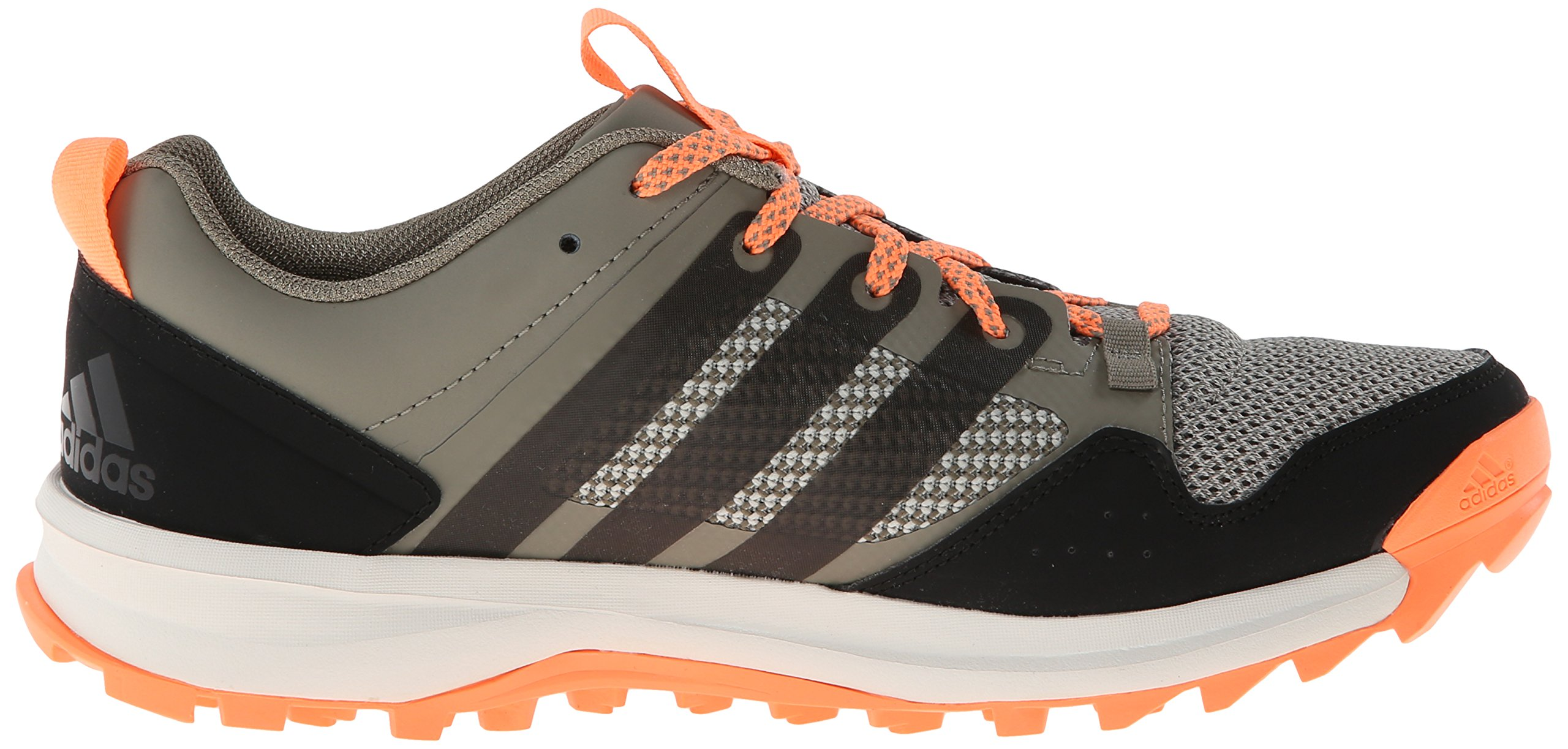 adidas Performance Women's Kanadia 7 TR W Trail Running Shoe, Clay/Chalk/Flash Orange, 7 M US by adidas (Image #7)