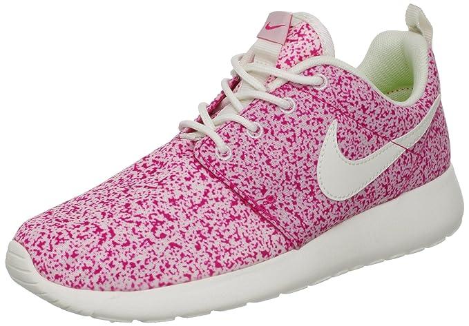 9d63bf474c9e Nike Womens Rosherun Sail Pink Force 511882-101 8.5  Amazon.ca ...
