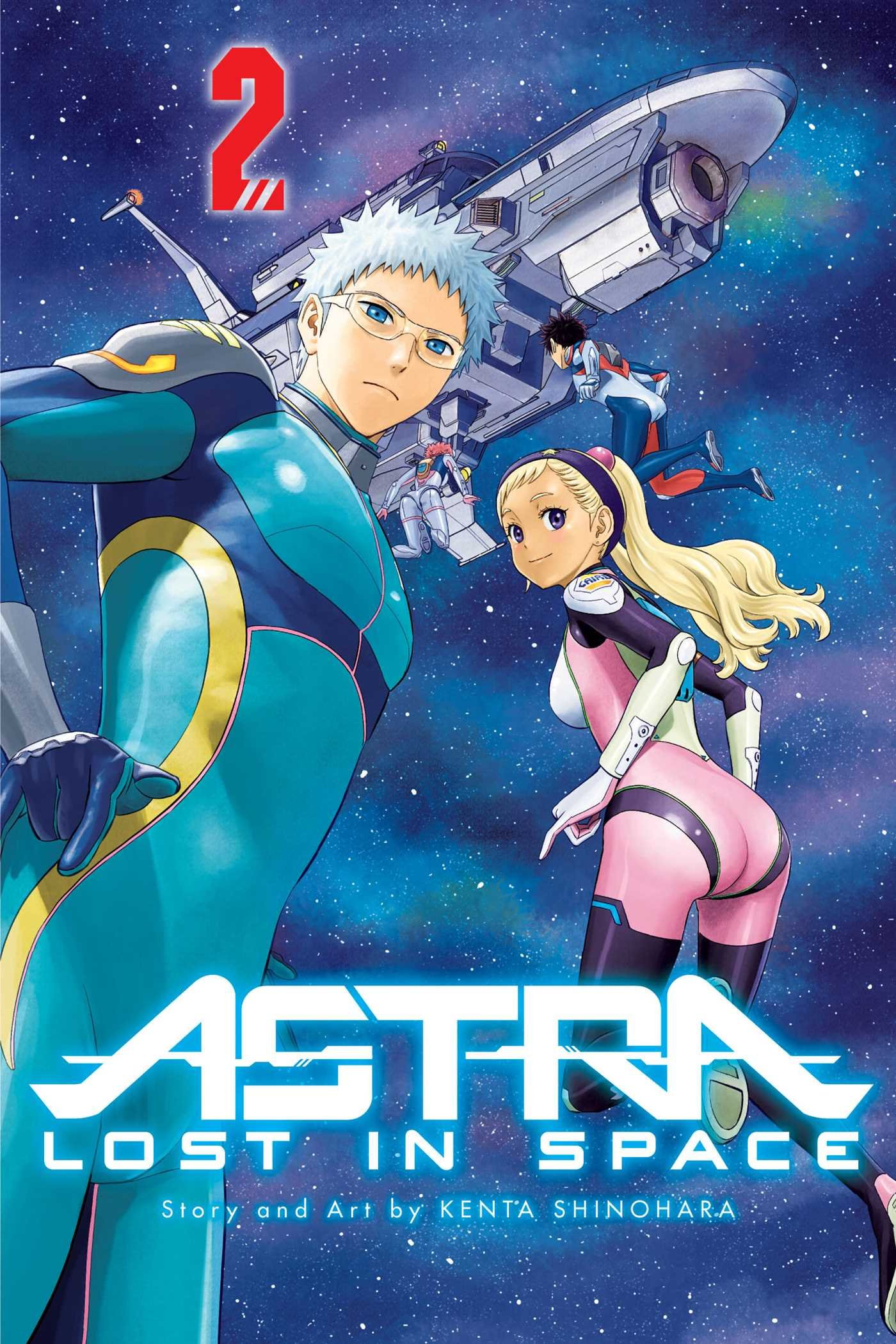 Astra Lost in Space Vol. 2 [Idioma Inglés]