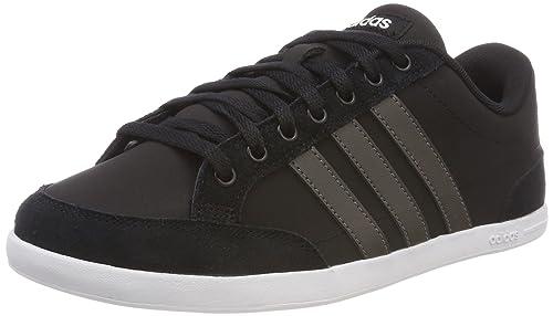Adidas Campus, Zapatillas para Hombre, Negro (Core Black/Footwear White/Chalk White 0), 41 1/3 EU