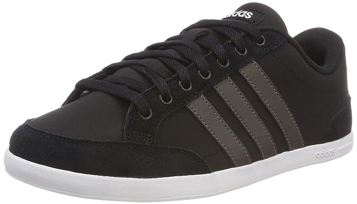 adidas Caflaire Schuhe Herren schwarz mit grauen Streifen